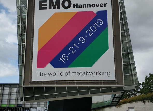 Participation in EMO Hannover 2019
